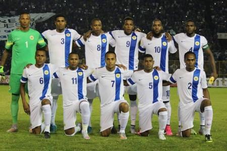 National Team: Curaçao