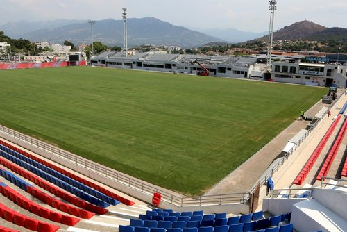 Image result for Stade Ange Casanova