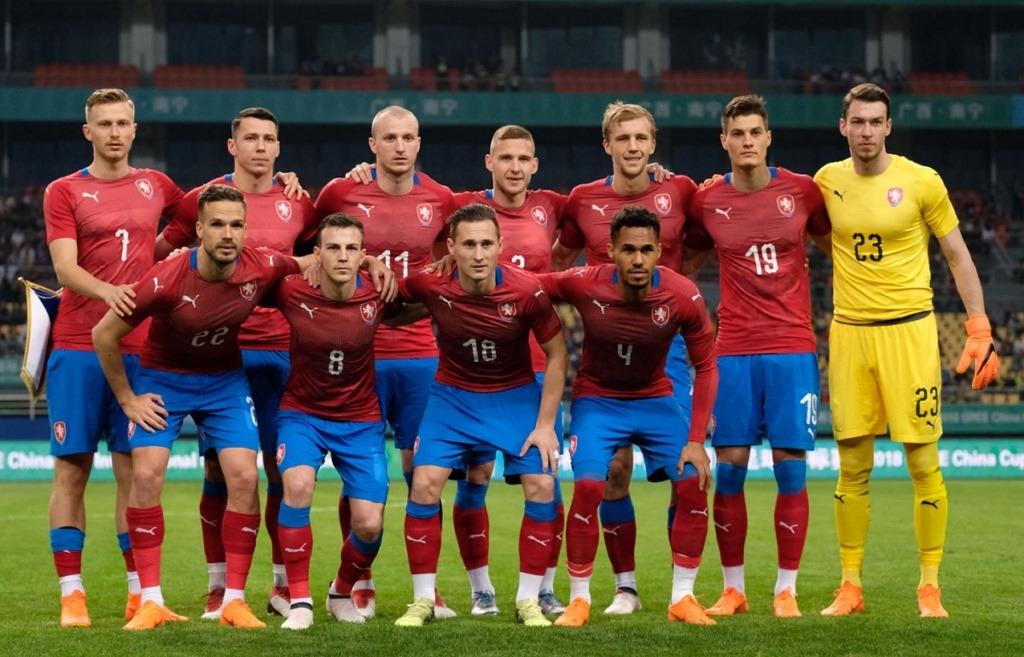Czech Republic National Team 8783c61bd