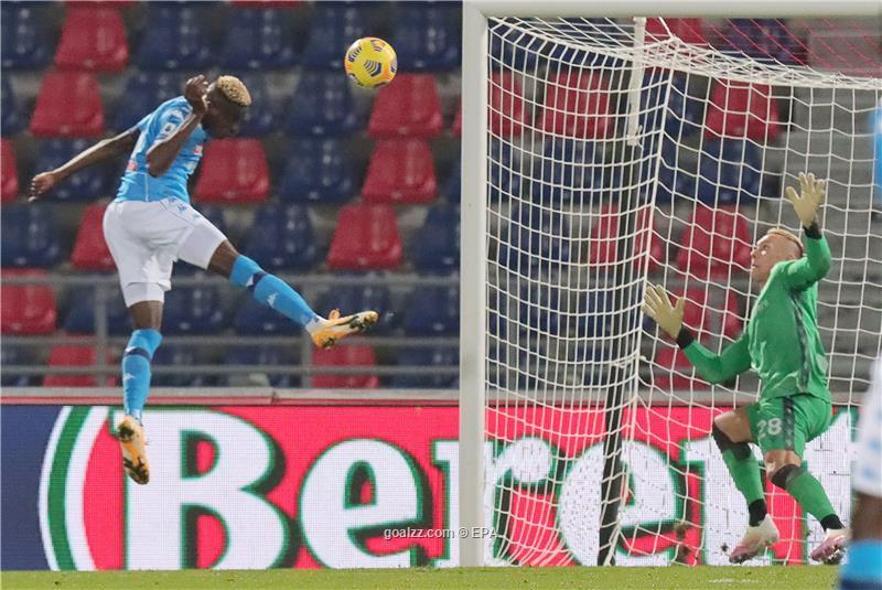 Nigerian Super Eagles Victor Osimhen