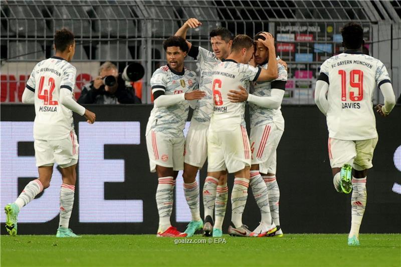 Bayern Munich strike back with Super Cup triumph in Dortmund