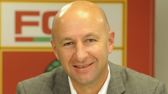 report klaus hofmann acquires majority stake in augsburg