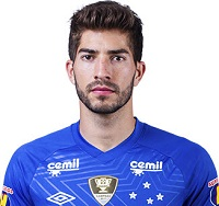 Player Lucas Silva Borges