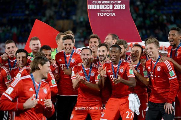 Bayern sweep Raja aside to win Club World Cup