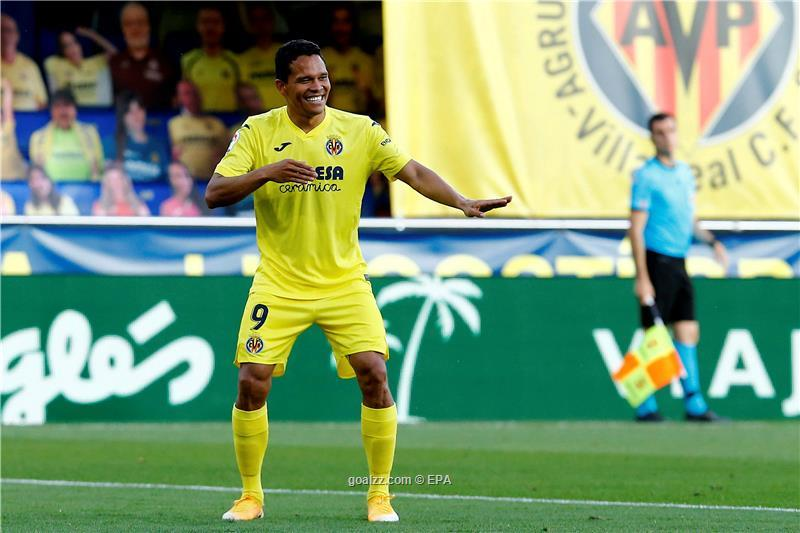 Bacca bags hat-trick as Villarreal trounce Sevilla