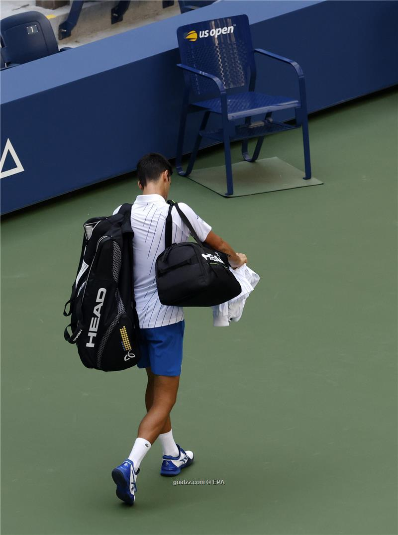 Reaction To Djokovic S Disqualification From U S Open