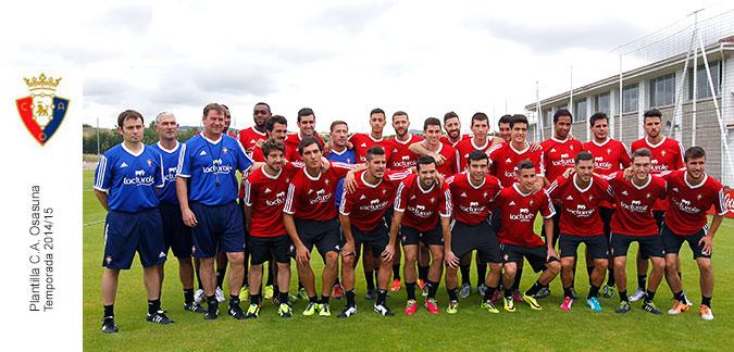 Team: Osasuna
