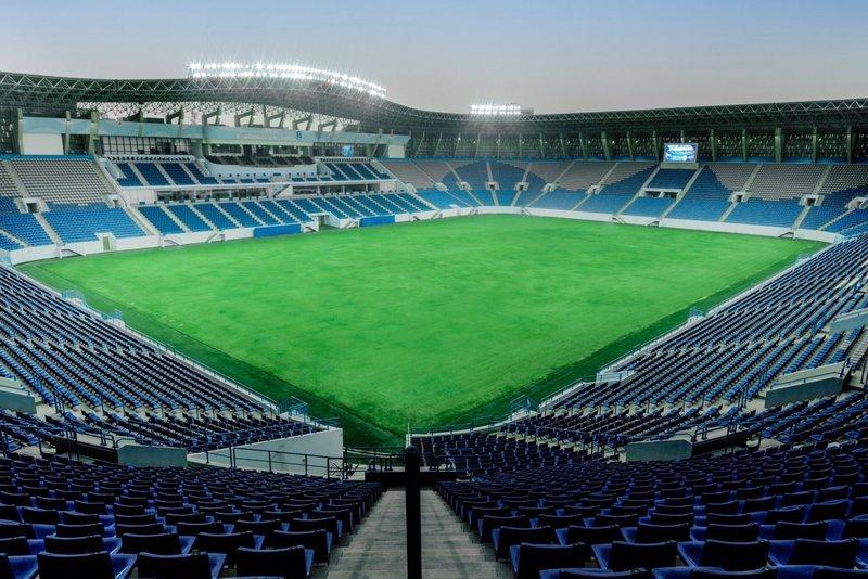 Afbeeldingsresultaat voor King Saud University Stadium