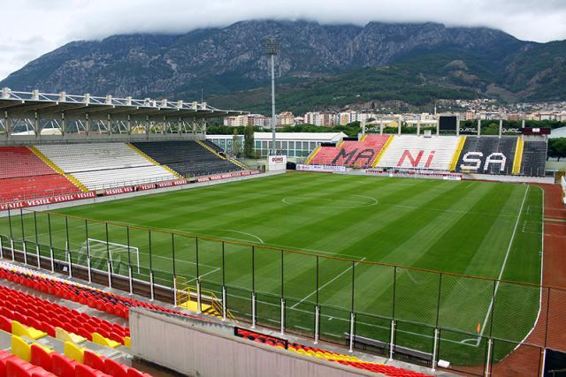 ผลการค้นหารูปภาพสำหรับ Manisa 19 Mayıs Stadium