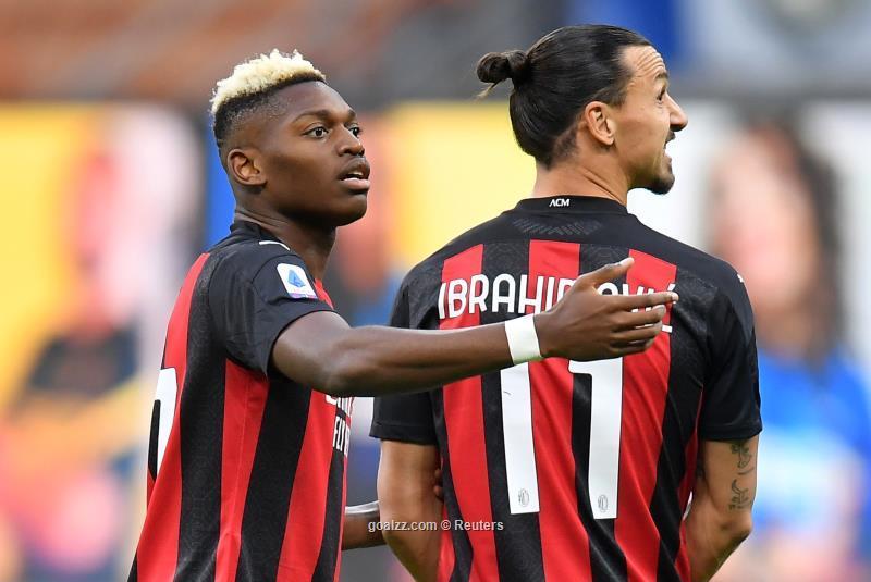 Milan coach refused to take off tired Ibrahimovic