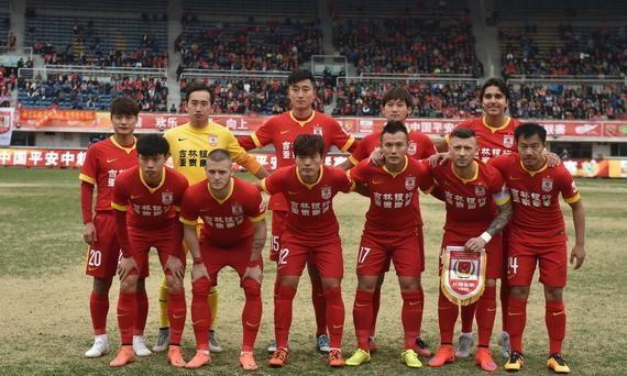 Team: Changchun Yatai