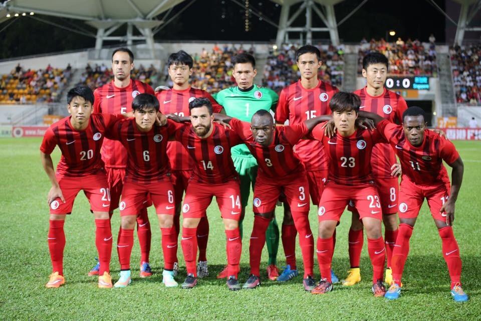 hong kong football team
