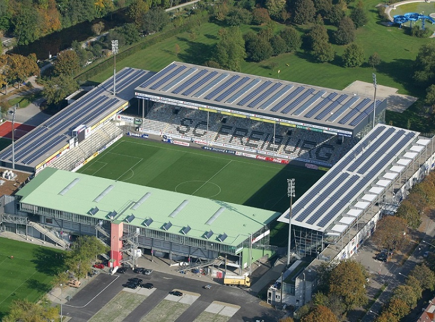 Sports stadiums: Schwarzwald Stadion - Germany