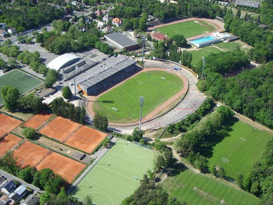 Merck Stadion Am Böllenfalltor Umbau